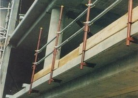 Temporary Guardrail Edge Protection